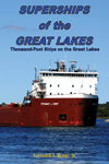 Superships of the Great Lakes Book Image